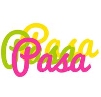Pasa sweets logo