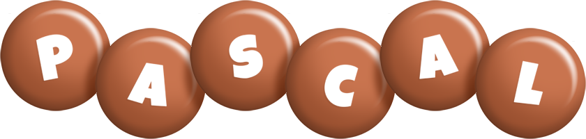 Pascal candy-brown logo