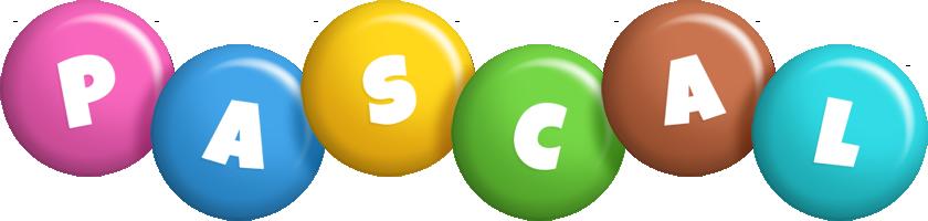 Pascal candy logo