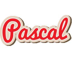 Pascal chocolate logo