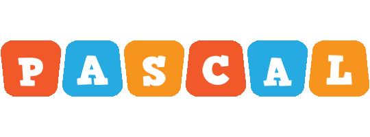 Pascal comics logo