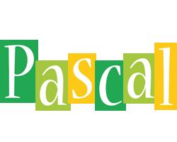 Pascal lemonade logo