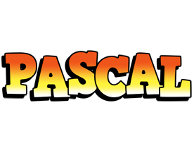 Pascal sunset logo