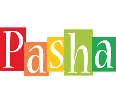 Pasha colors logo