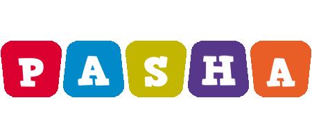 Pasha kiddo logo