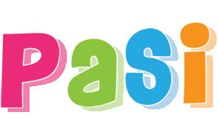 Pasi friday logo