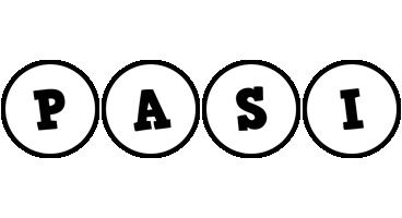Pasi handy logo