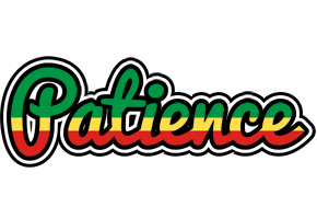 Patience african logo