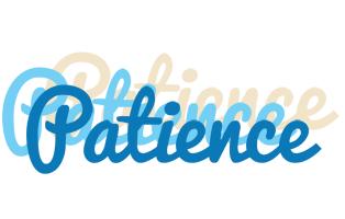 Patience breeze logo