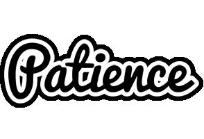 Patience chess logo