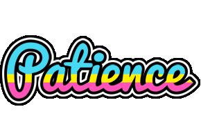 Patience circus logo