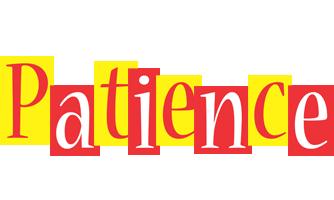 Patience errors logo