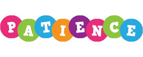 Patience friends logo