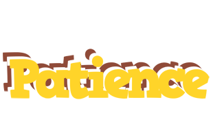 Patience hotcup logo