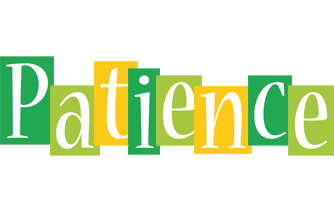 Patience lemonade logo