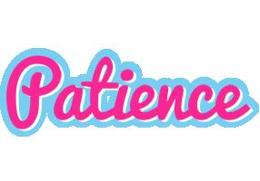 Patience popstar logo
