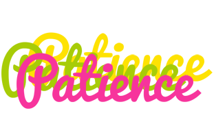 Patience sweets logo