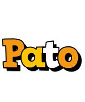 Pato cartoon logo