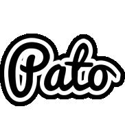 Pato chess logo