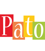 Pato colors logo