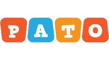 Pato comics logo