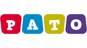 Pato daycare logo
