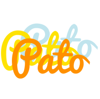 Pato energy logo