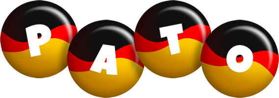 Pato german logo