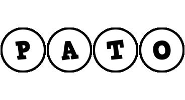 Pato handy logo