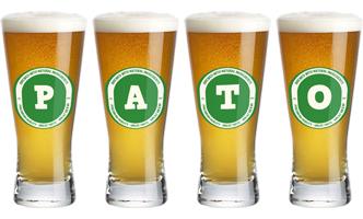 Pato lager logo