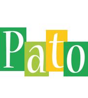 Pato lemonade logo