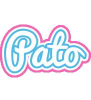 Pato outdoors logo