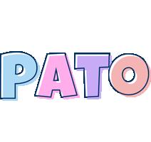 Pato pastel logo