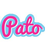 Pato popstar logo