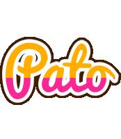 Pato smoothie logo