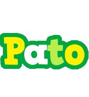 Pato soccer logo