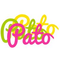 Pato sweets logo
