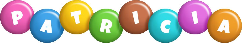 Patricia candy logo
