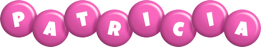 Patricia candy-pink logo