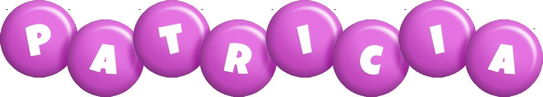 Patricia candy-purple logo
