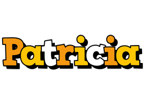 Patricia cartoon logo