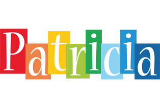 Patricia colors logo