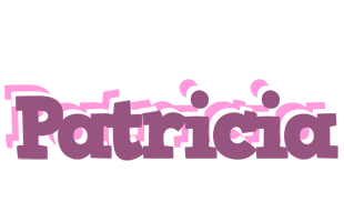 Patricia relaxing logo