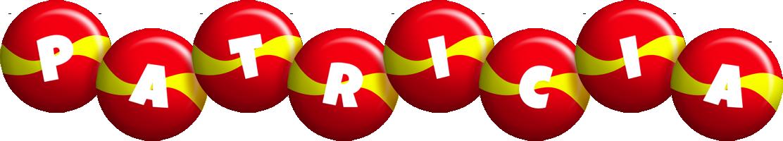 Patricia spain logo