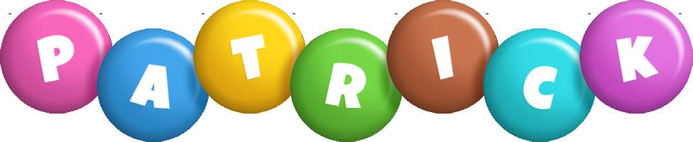 Patrick candy logo