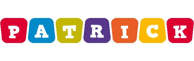 Patrick daycare logo