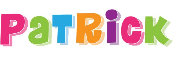 Patrick friday logo