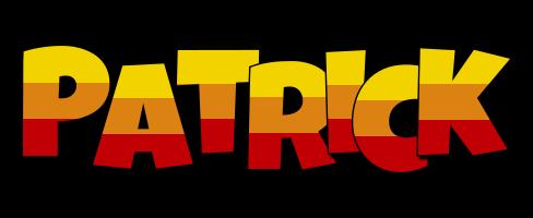 Patrick jungle logo