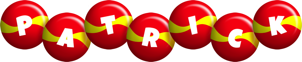 Patrick spain logo