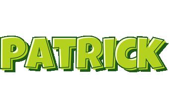 Patrick summer logo